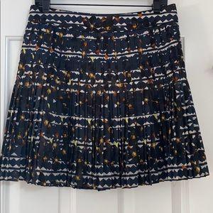JCrew Pleated Skirt
